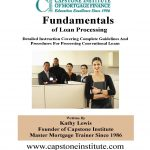 learn how to process loans conventionally