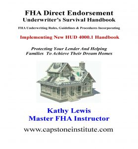 Affordable FHA Courses