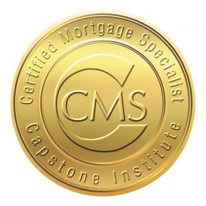 certified mortgage specialists seal